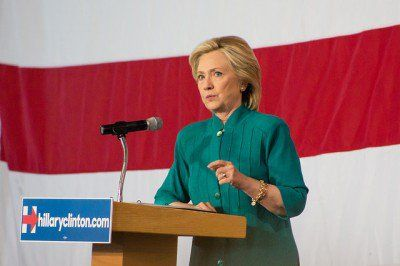 Gregory Hauenstein photo, Hillary Clinton in Des Moines, IA, June 14, 2015 Flickr