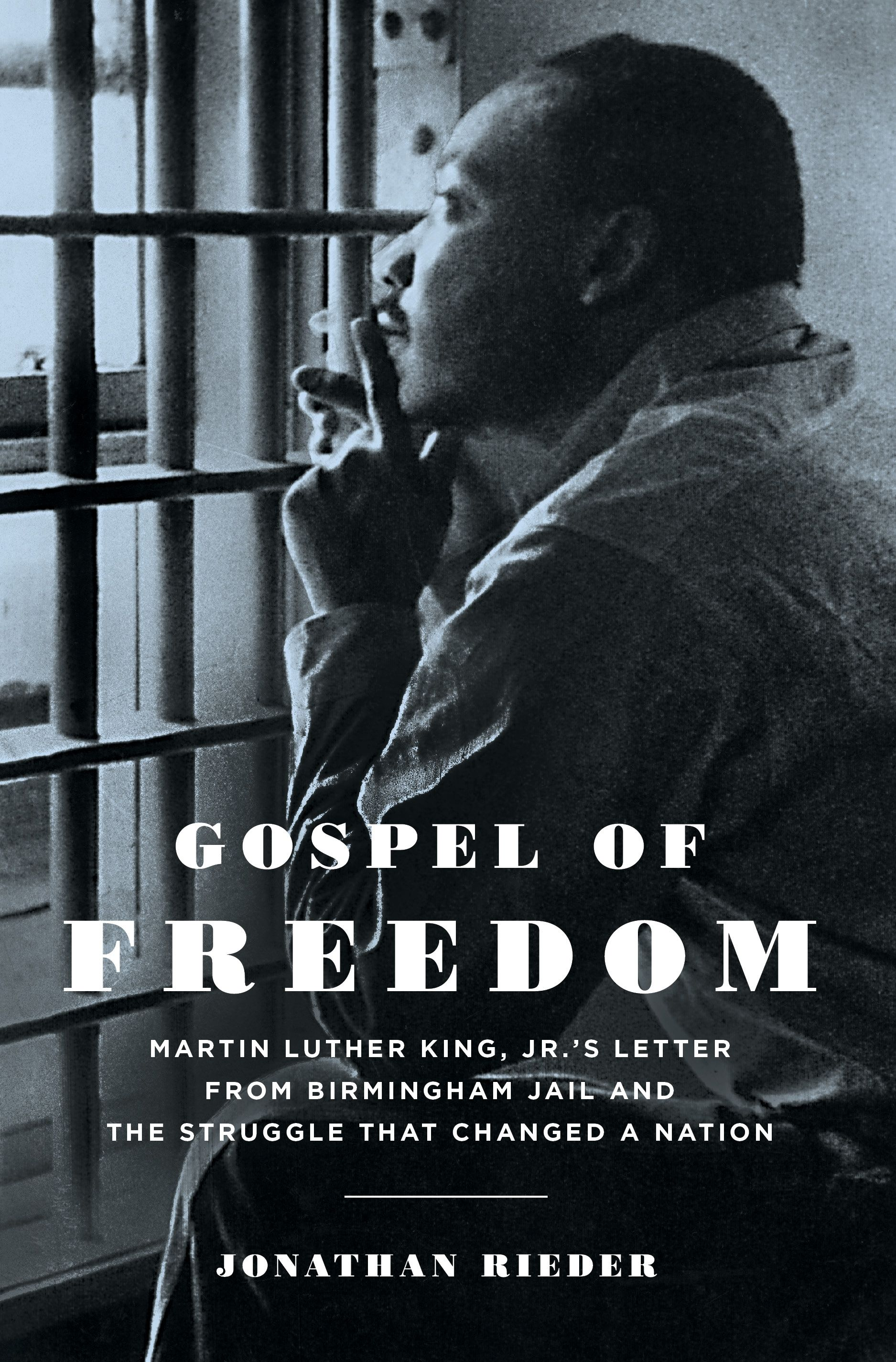 Jonathan Rieder Gospel of Freedom cover