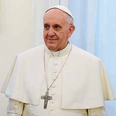 Pope Francis Wikimedia Commons