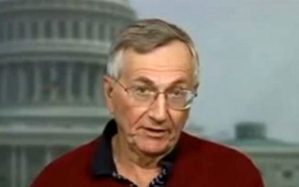 Seymour Hersh Democracy Now! Screen shot 2014